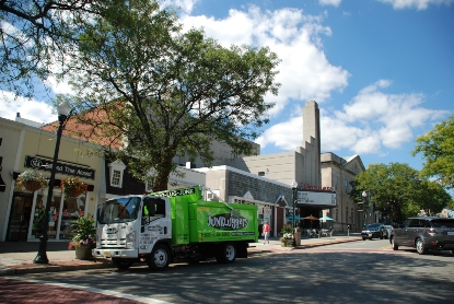 Retail Junk Removal in Greater Charlotte